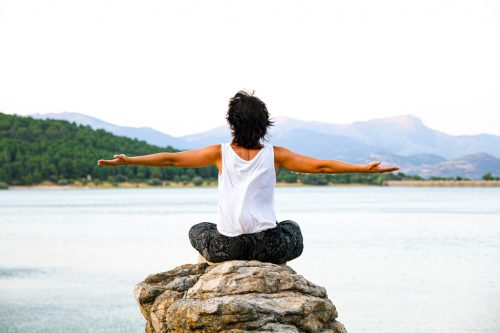 1)Atención plena, propósito y reducción de estrés